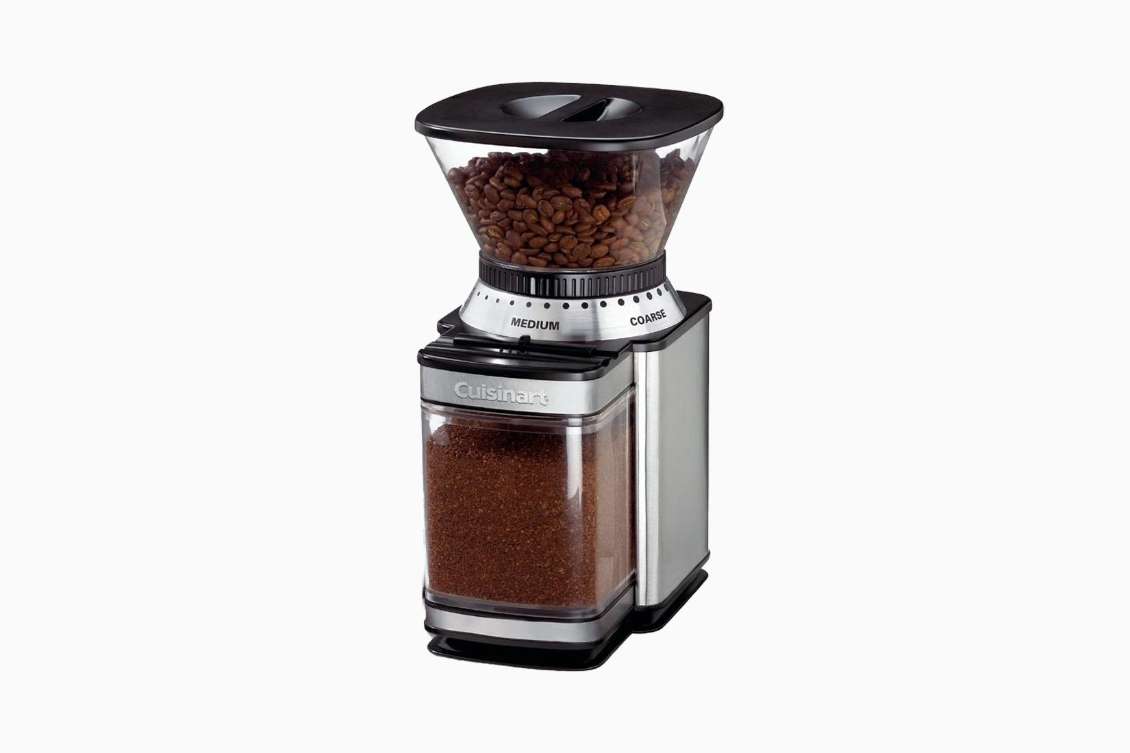 best drip coffee grinders cuisinart review Luxe Digital