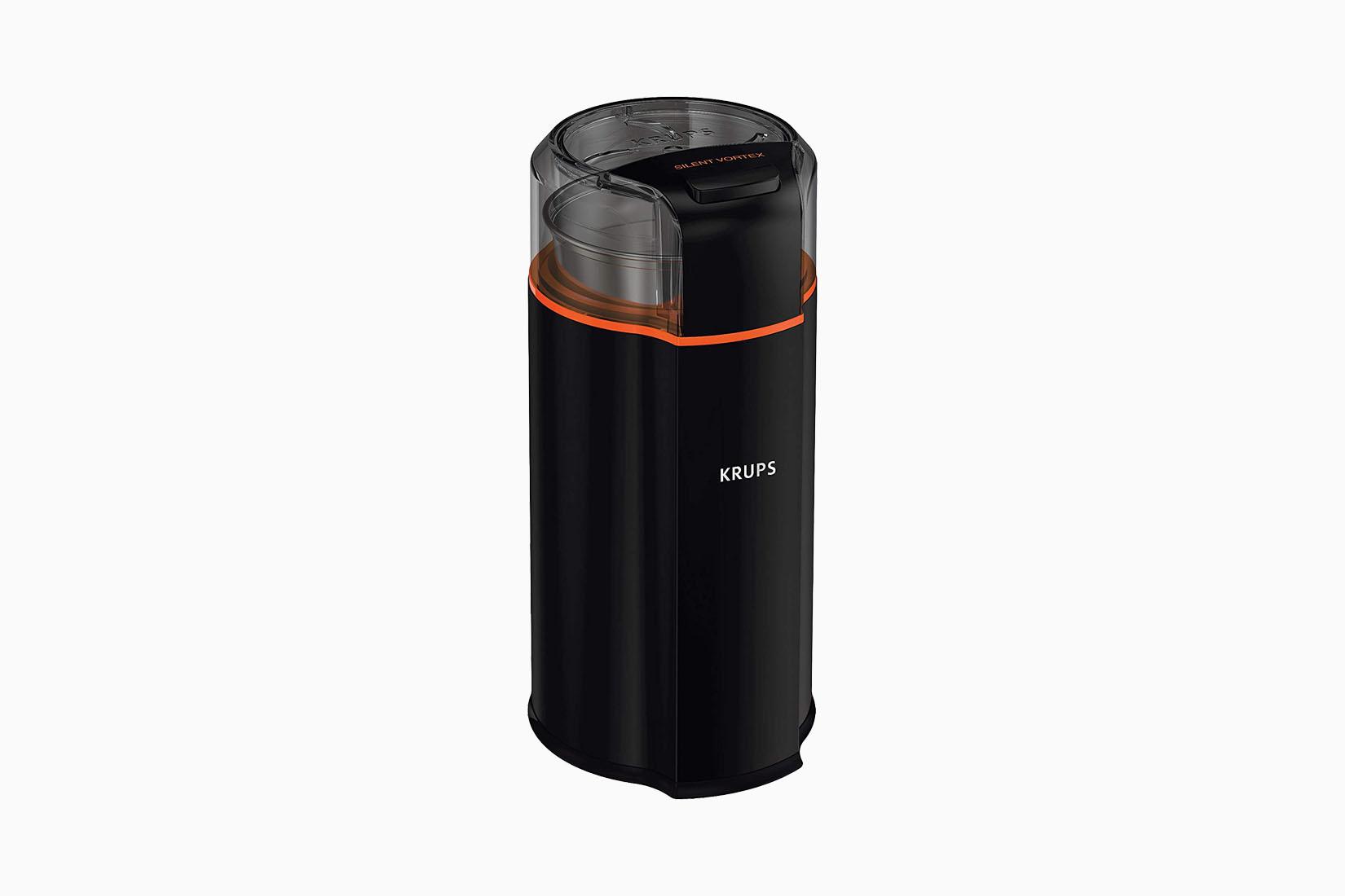 best drip coffee grinders krups review Luxe Digital