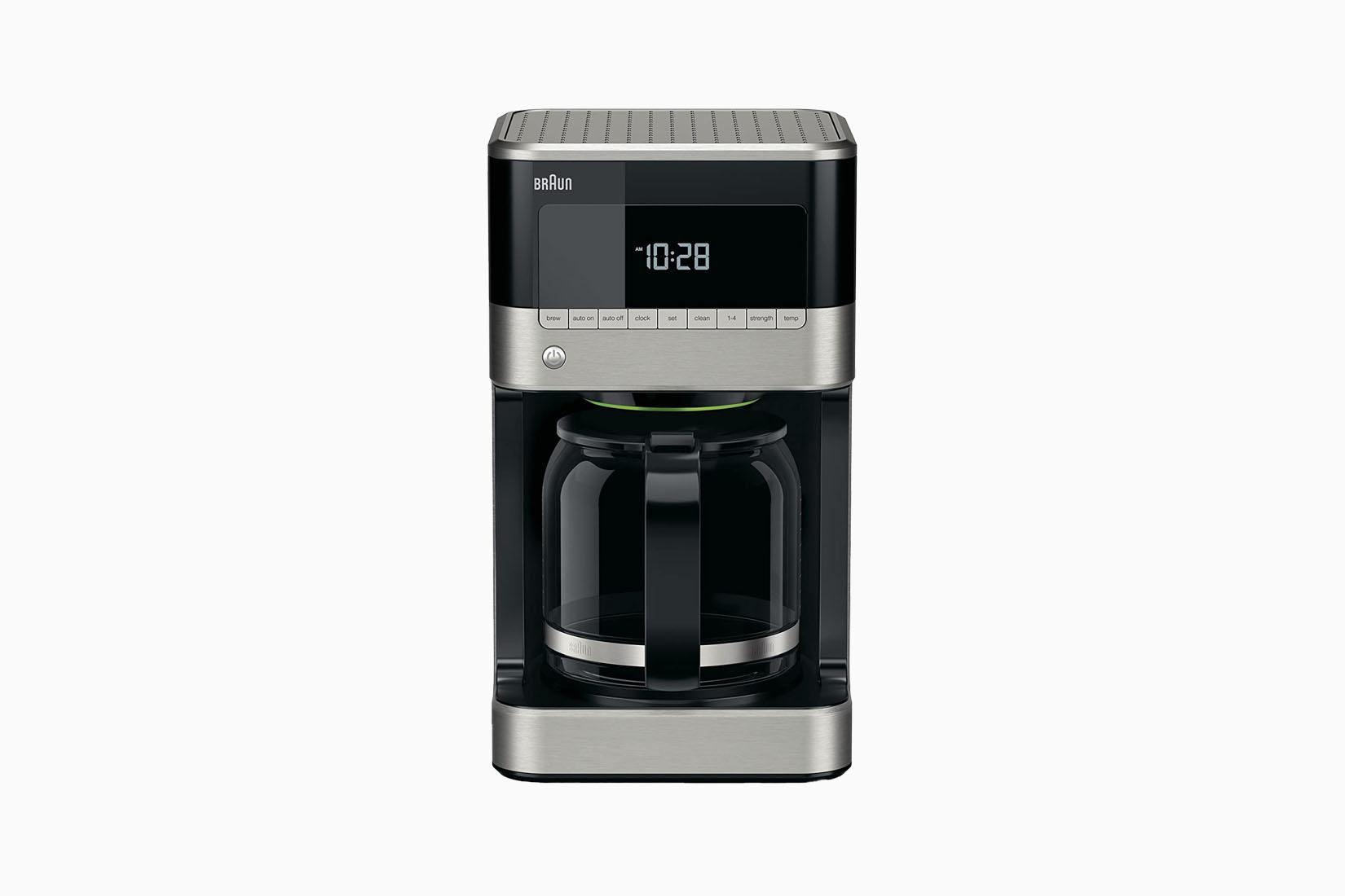 best drip coffee makers braun review Luxe Digital