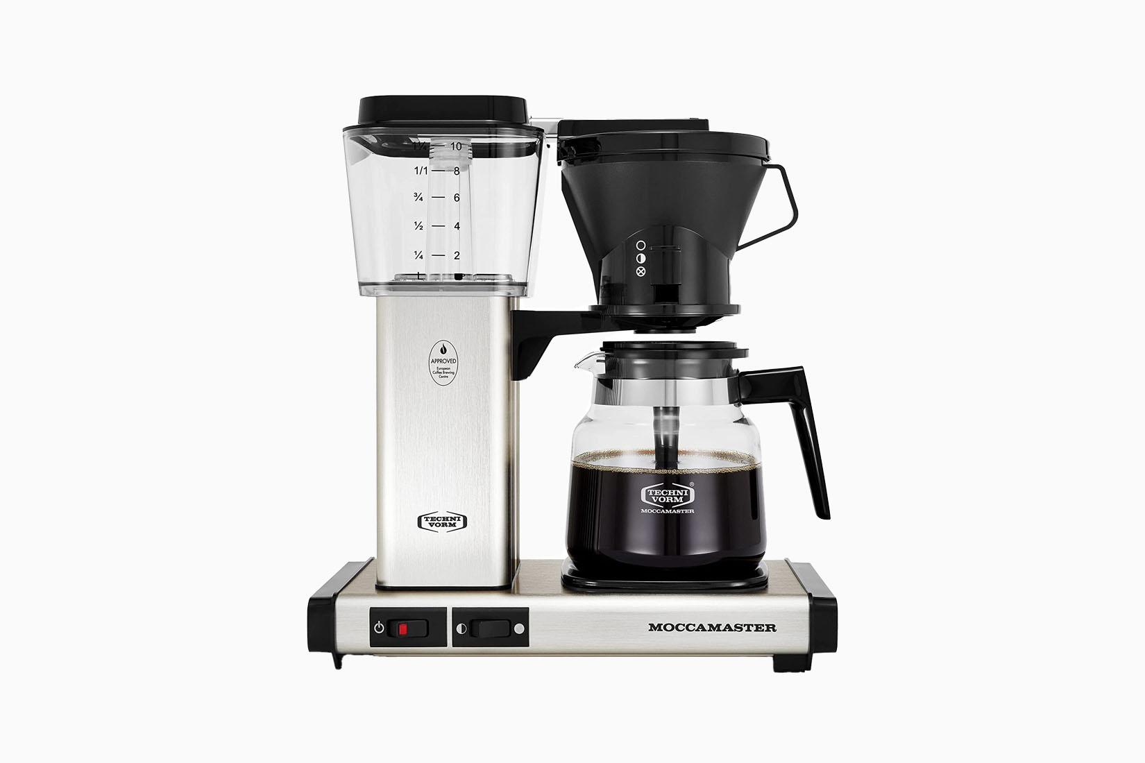 best drip coffee makers technivorm review Luxe Digital