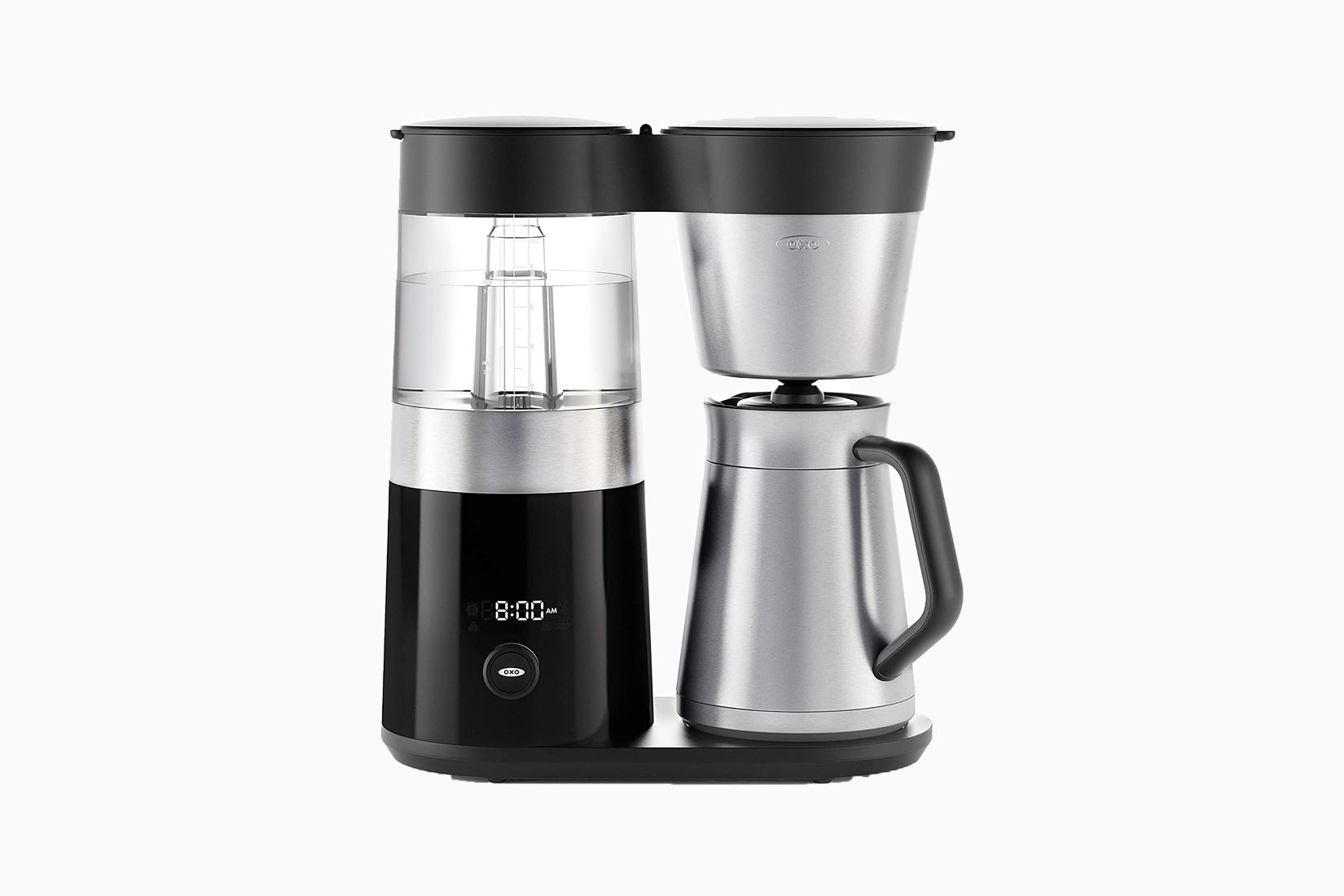 best drip coffee makers oxo review Luxe Digital