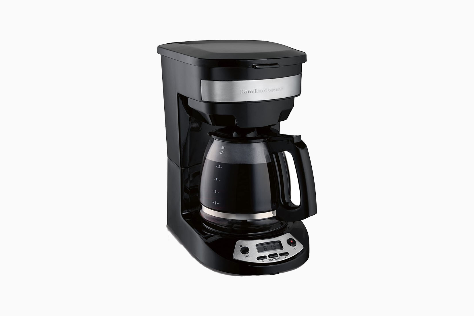 best drip coffee makers hamilton beach review luxe digital