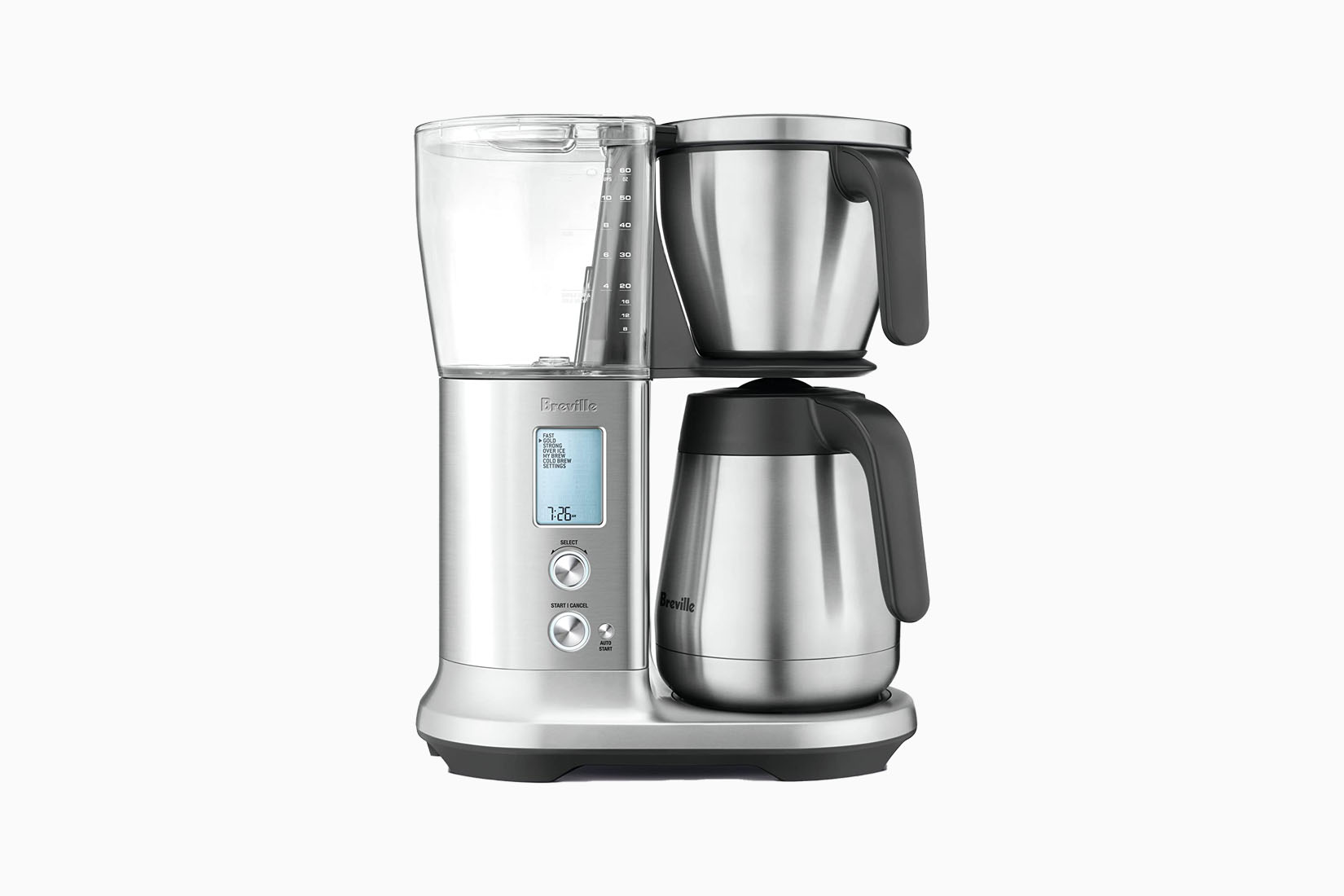 best drip coffee makers breville review Luxe Digital