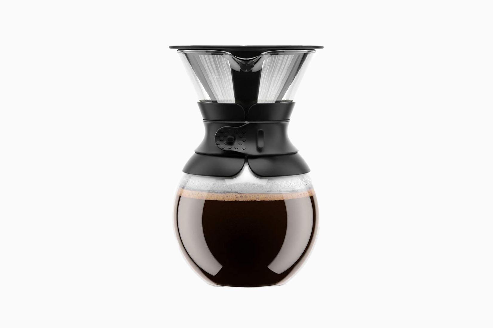 best drip coffee makers bodum review Luxe Digital