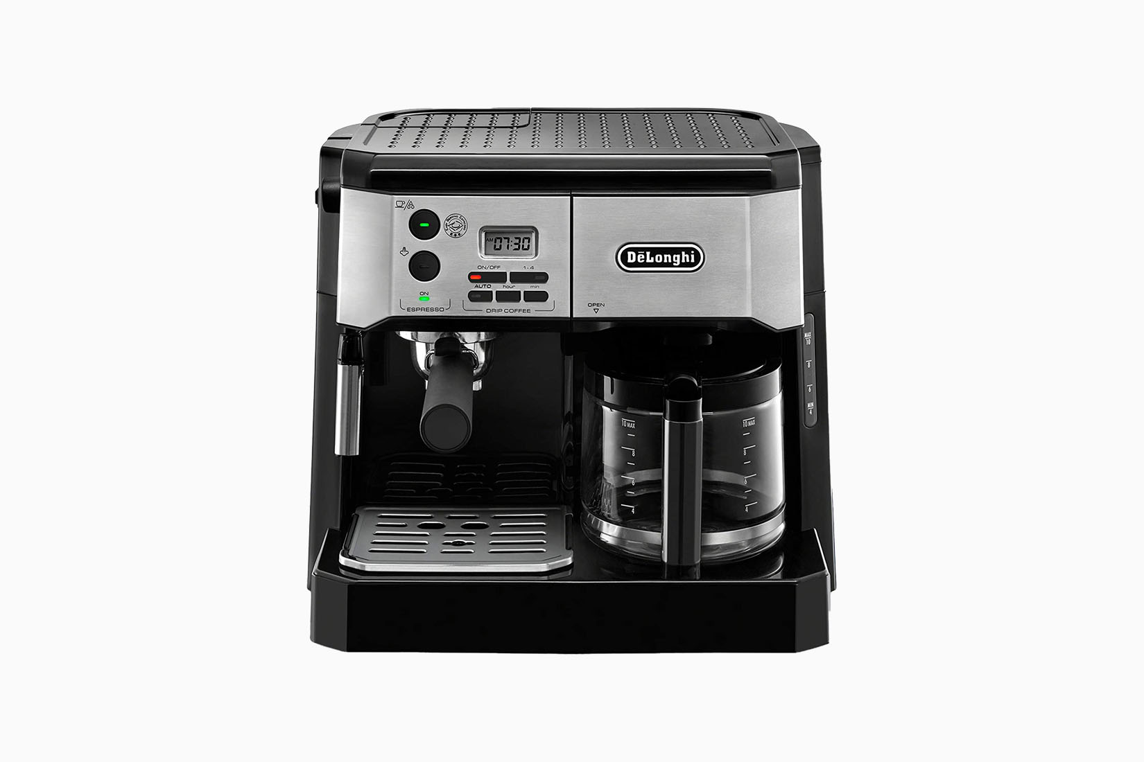 best drip coffee makers de longhi review Luxe Digital