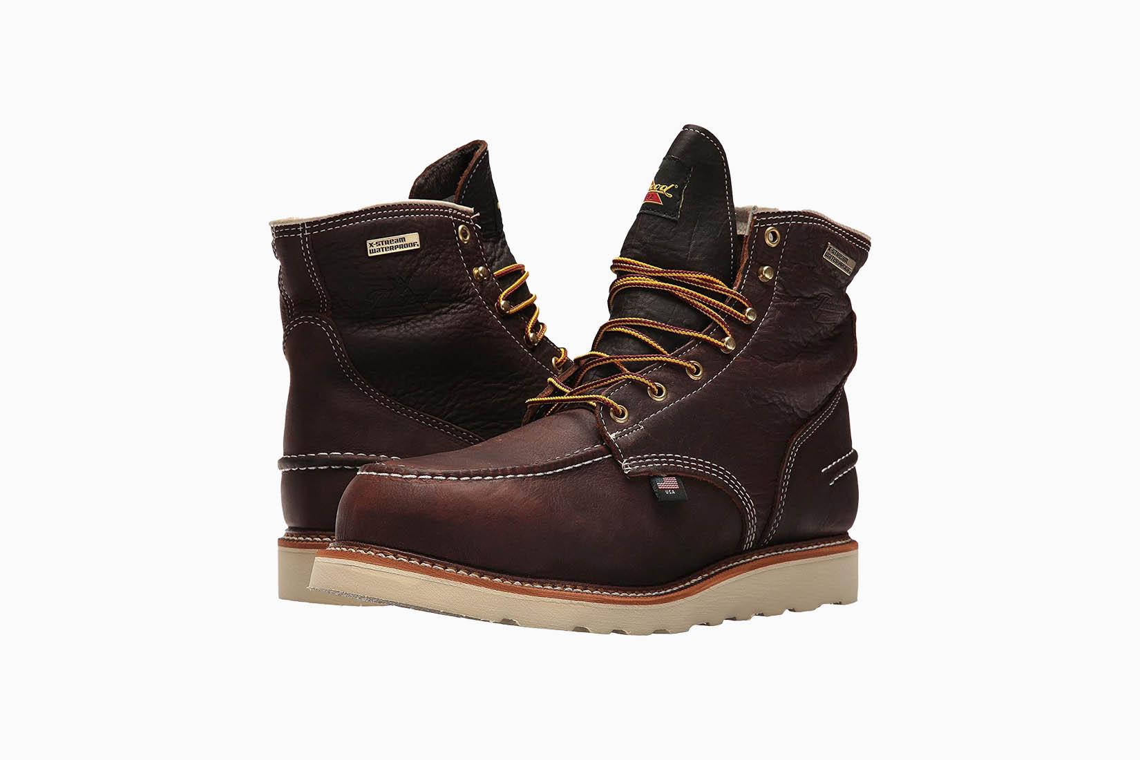 best work boots men thorogood review Luxe Digital