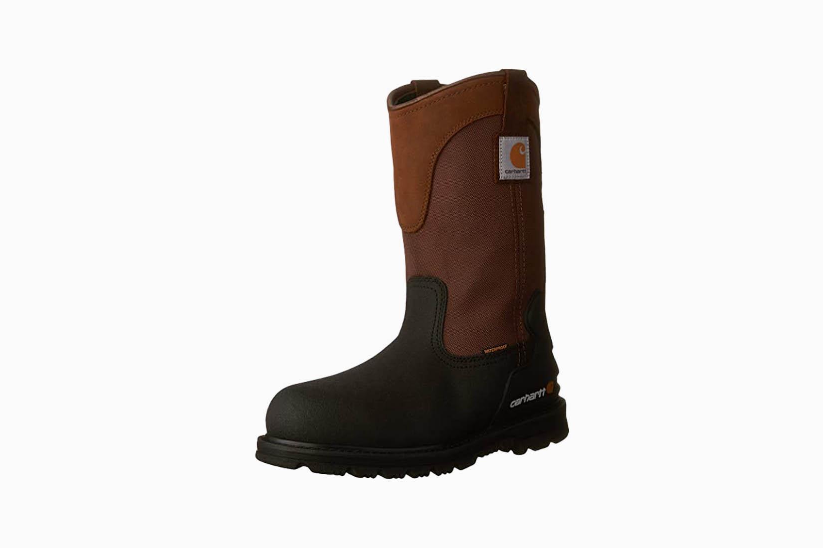 best work boots men carhartt luxe digital