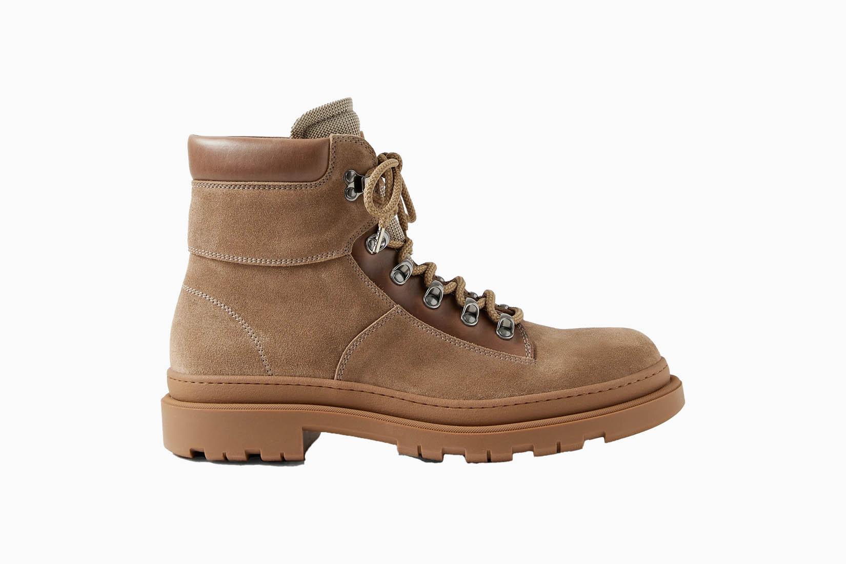 best work boots men brunello cucinelli Luxe Digital
