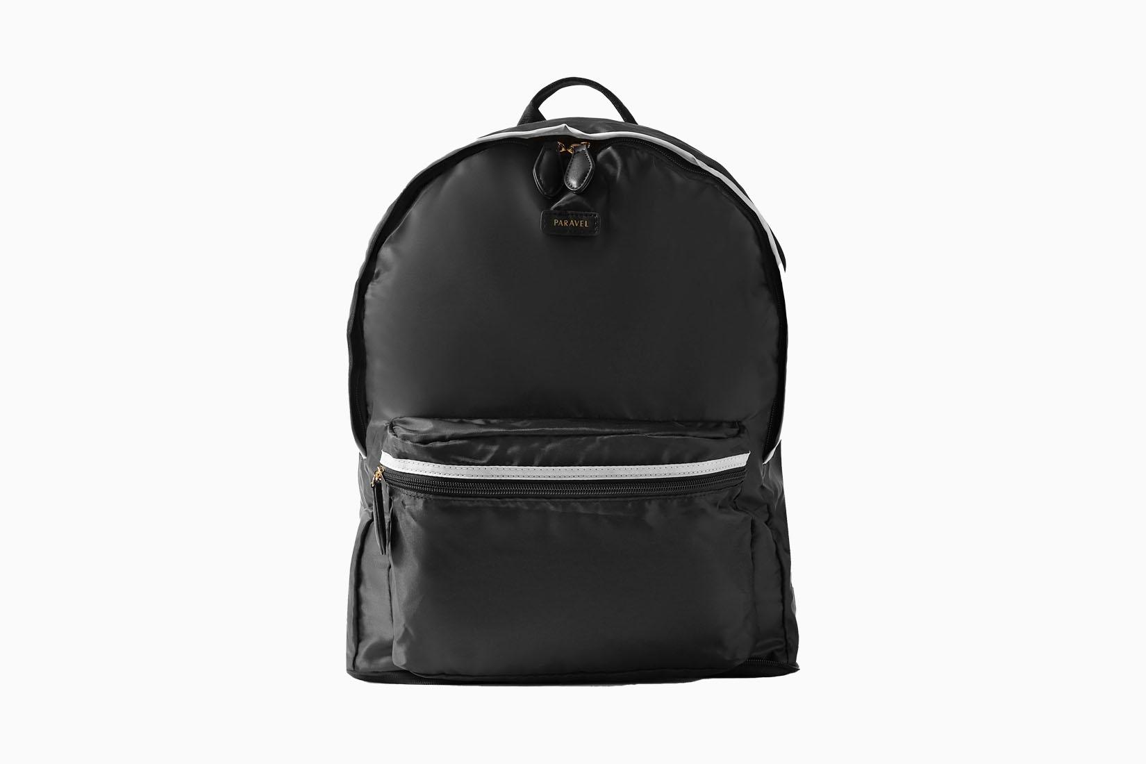 best backpacks women paravel review Luxe Digital