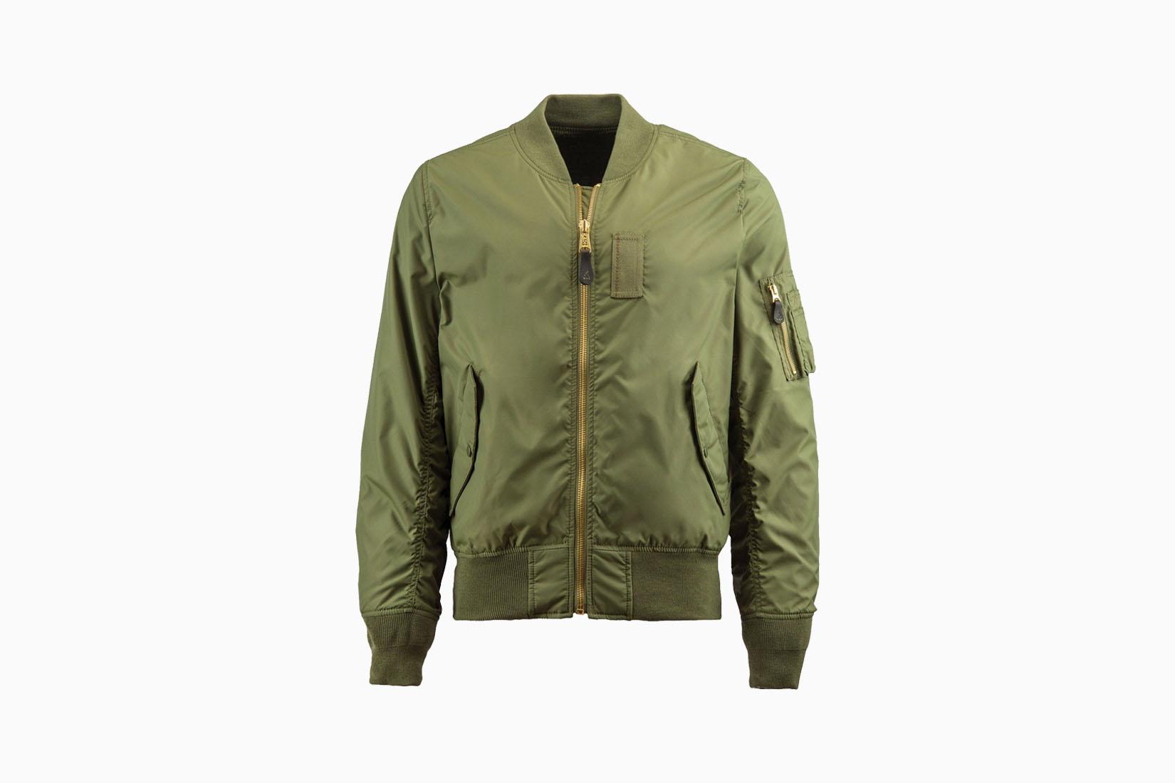 best men field jackets alpha industries ma 1 skymaster review Luxe Digital