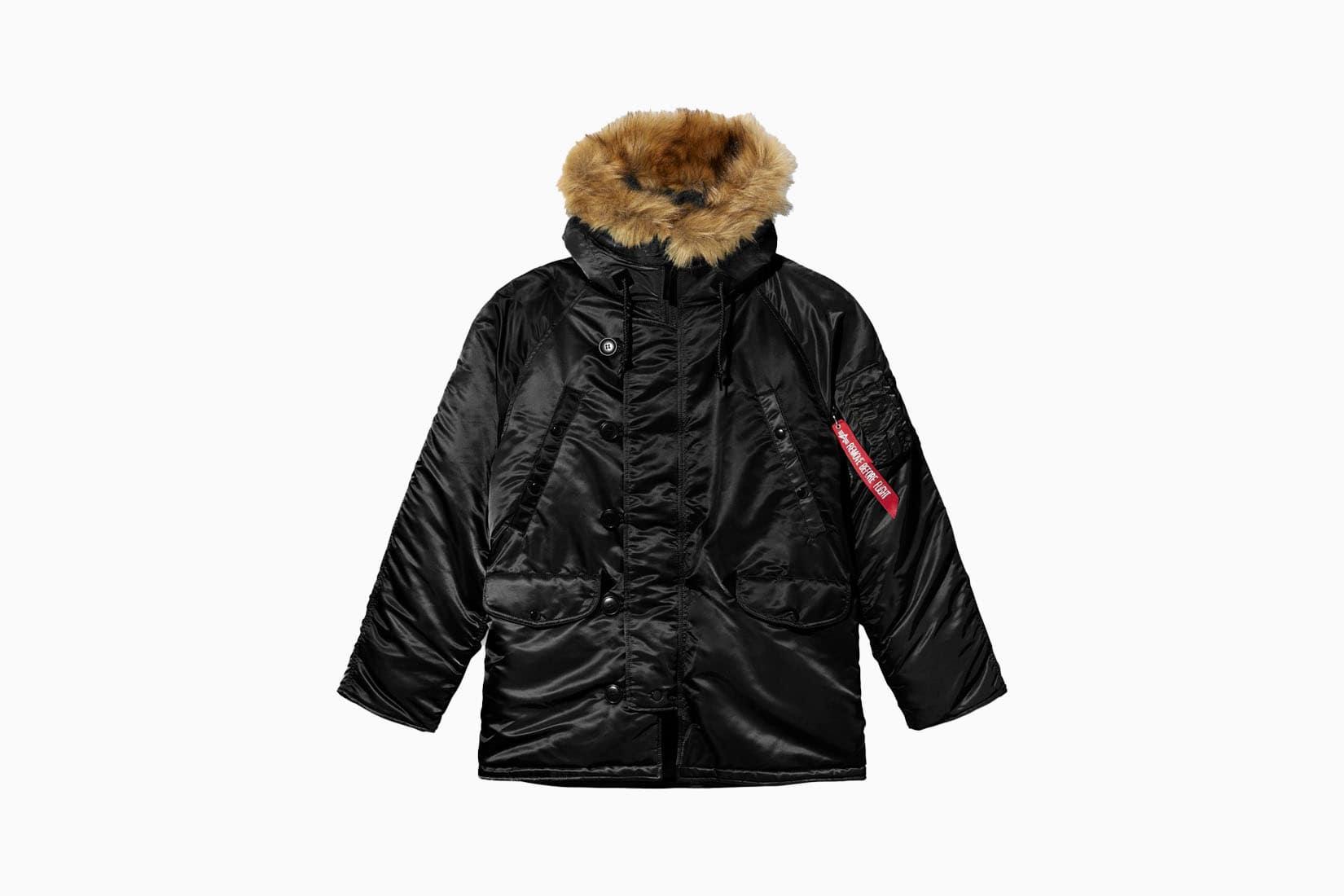 best men field jackets alpha industries n3 b review Luxe Digital
