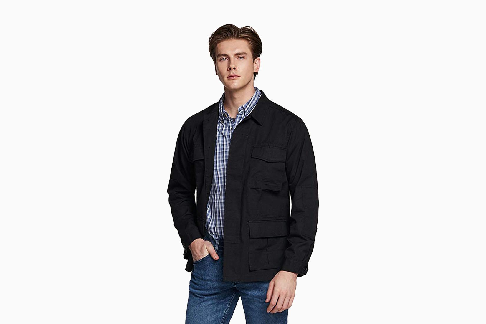 best men field jackets cqr review Luxe Digital
