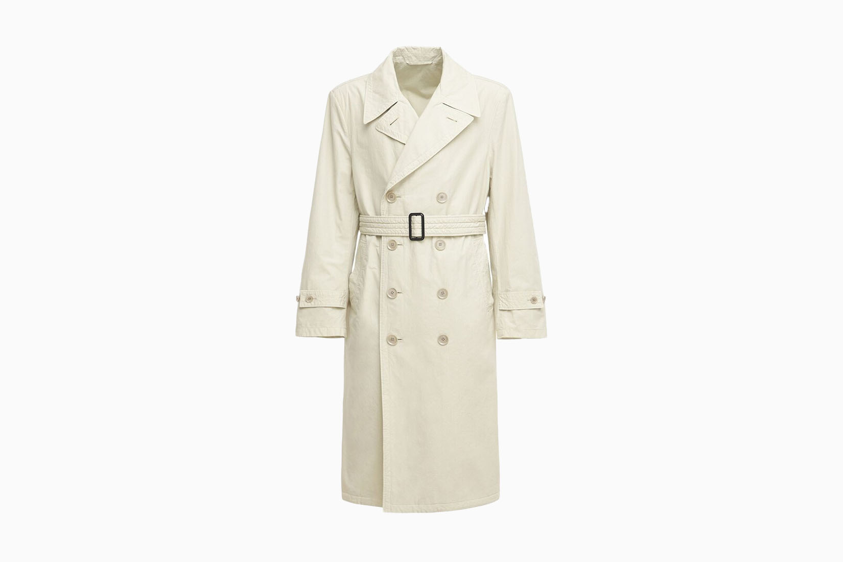 best men trench coats lemaire review Luxe Digital
