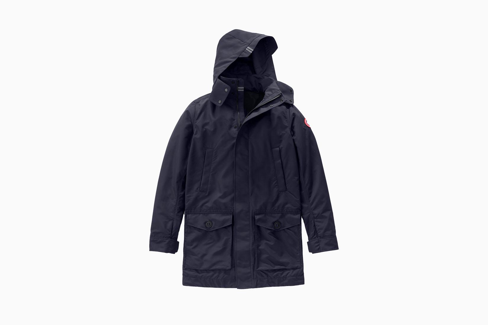 best men trench coats canada goose review Luxe Digital