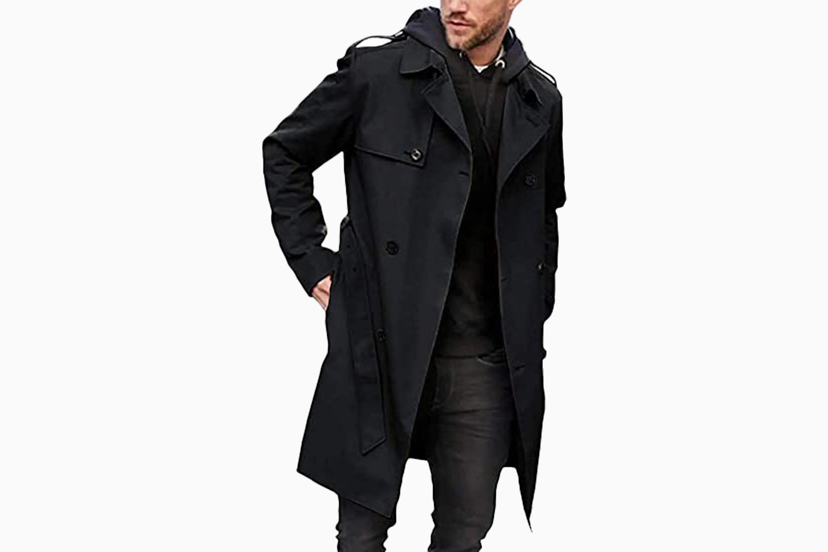 best men trench coats gafeng review Luxe Digital