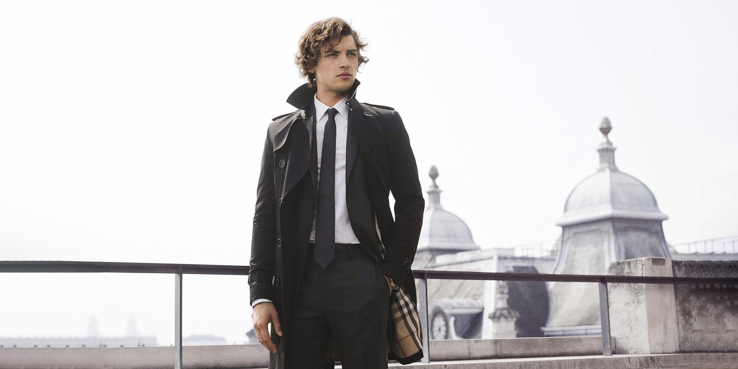 best men trench coats review - Luxe Digital