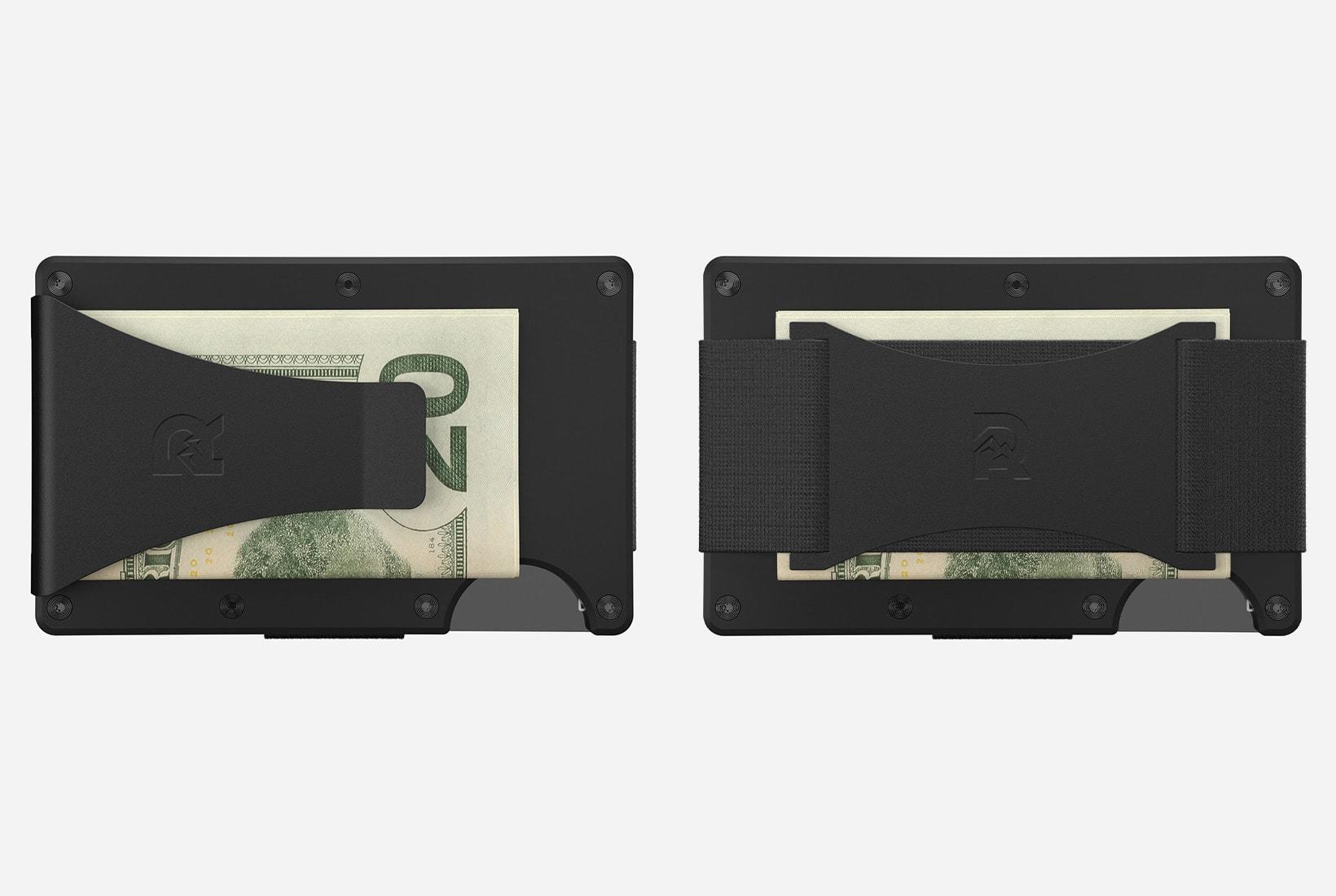 ridge wallet money clip vs cash strap review - Luxe Digital