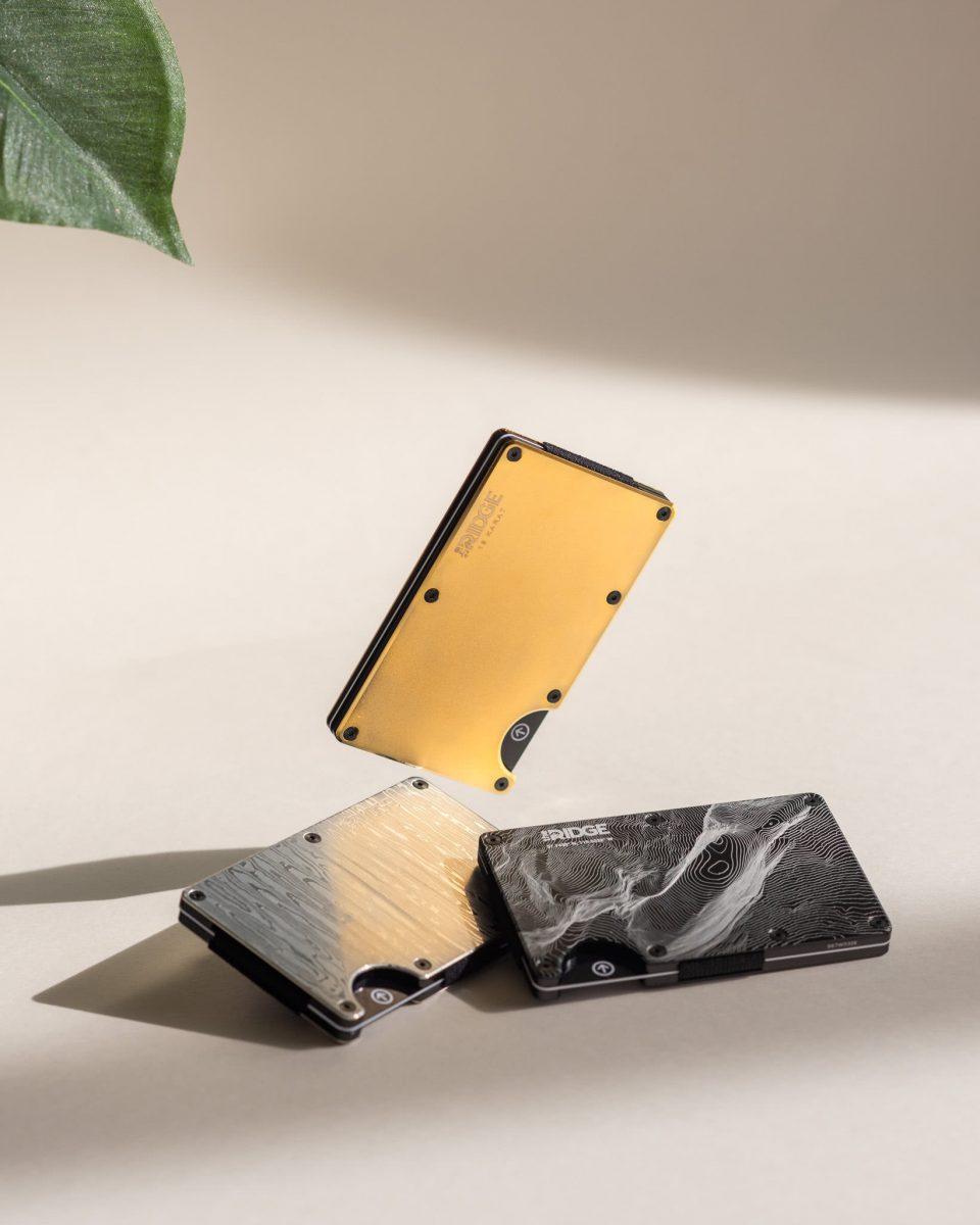 ridge wallets review - Luxe Digital