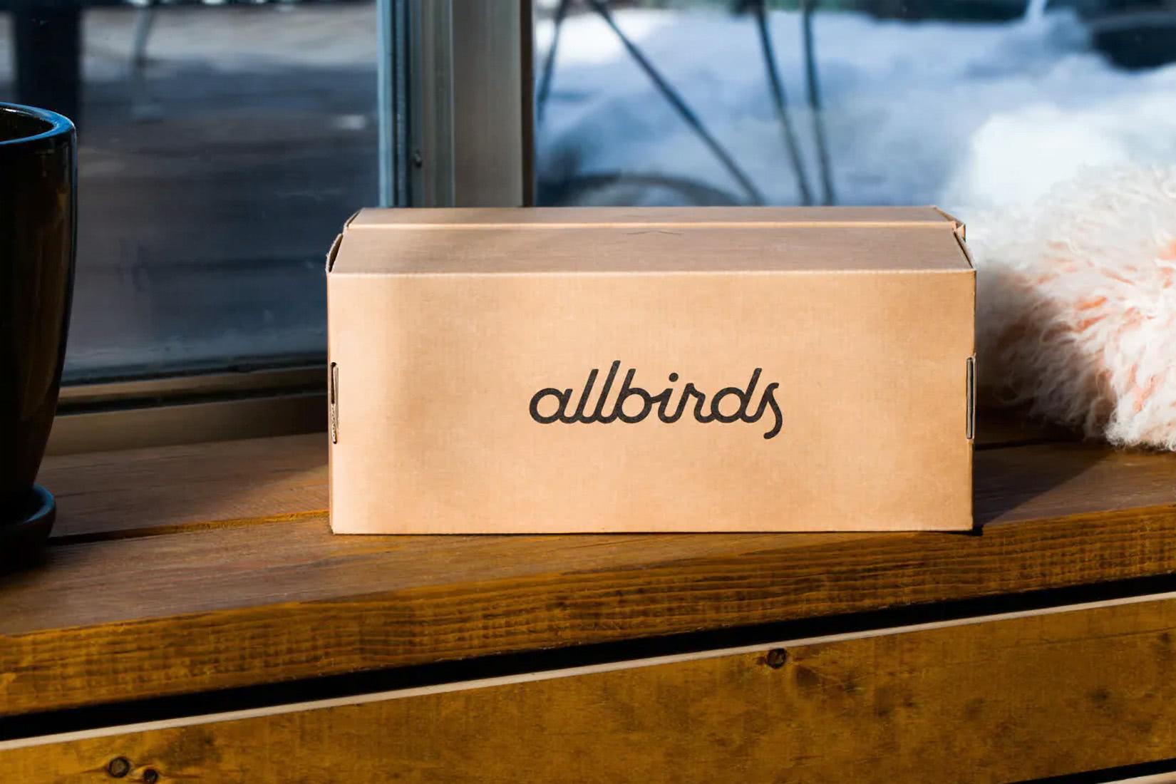 Allbirds sneakers review box - Luxe Digital