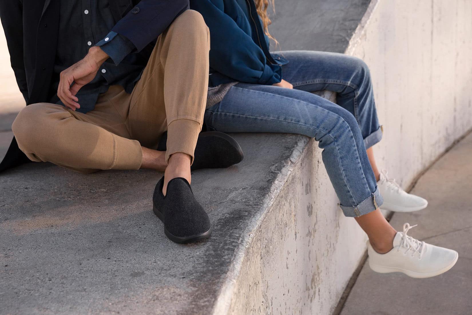 Allbirds sneakers review good walking - Luxe Digital