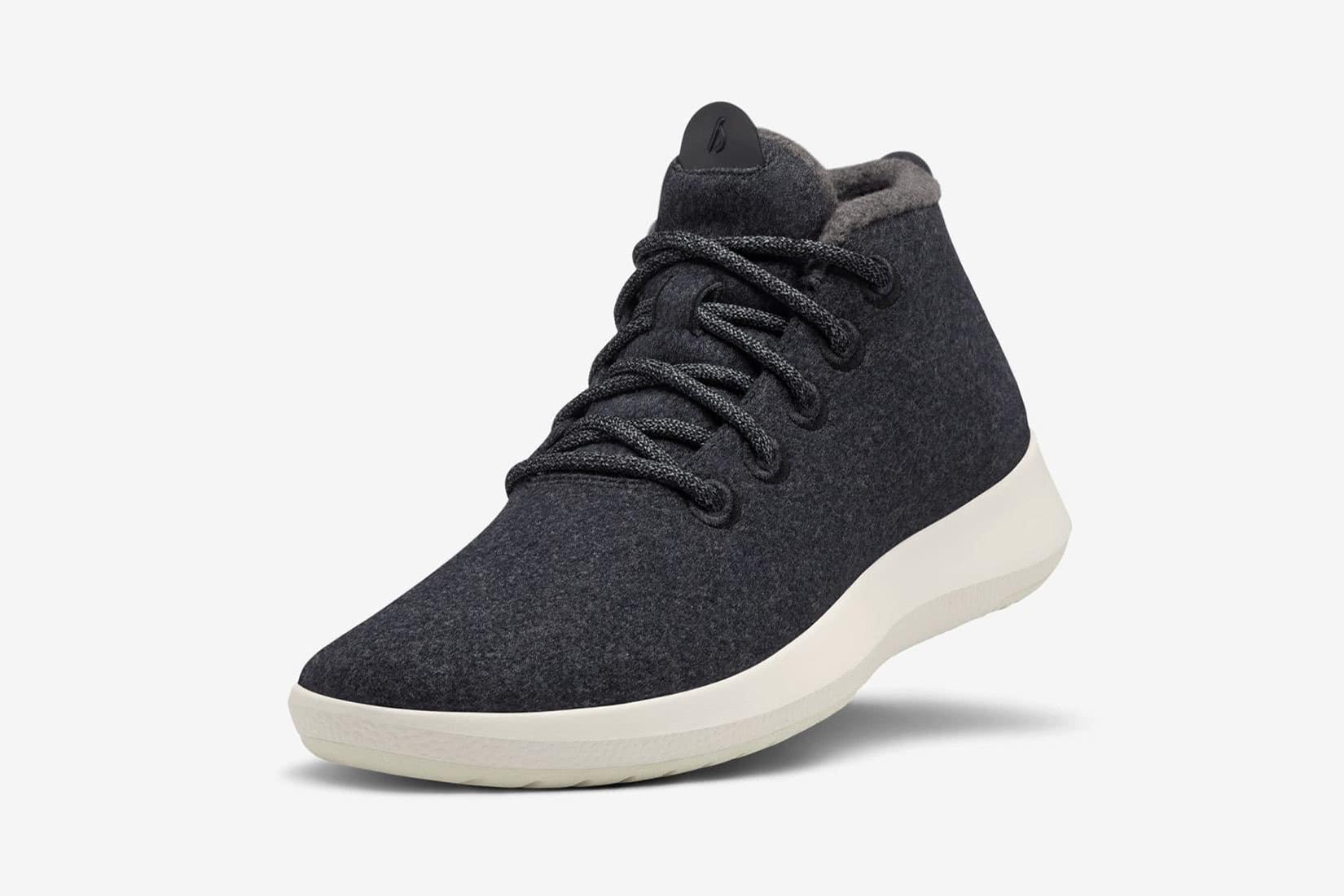 Allbirds sneakers review high-tops wool runner up mizzles - Luxe Digital