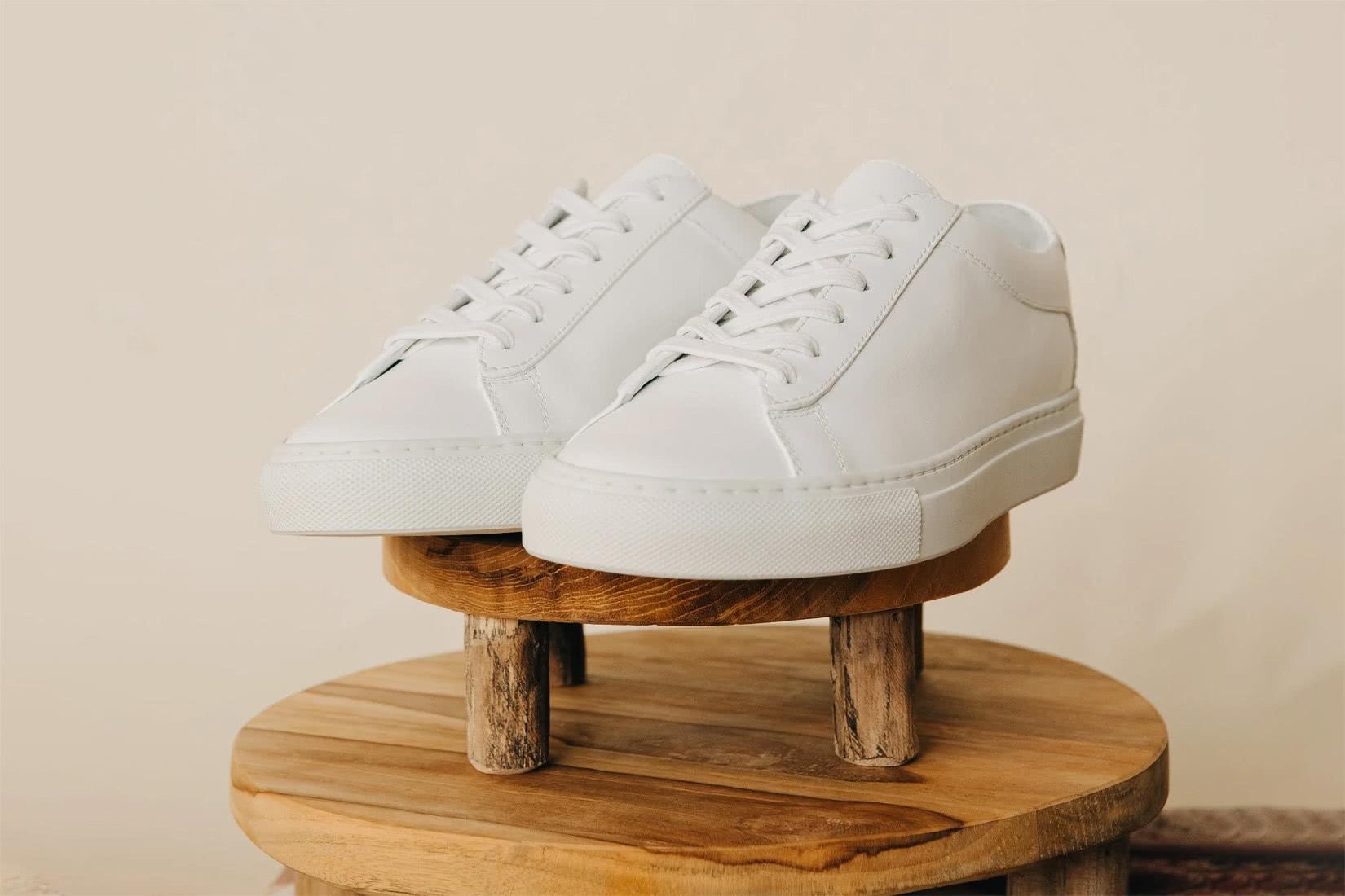 Koio sneakers review capri comfort - Luxe Digital