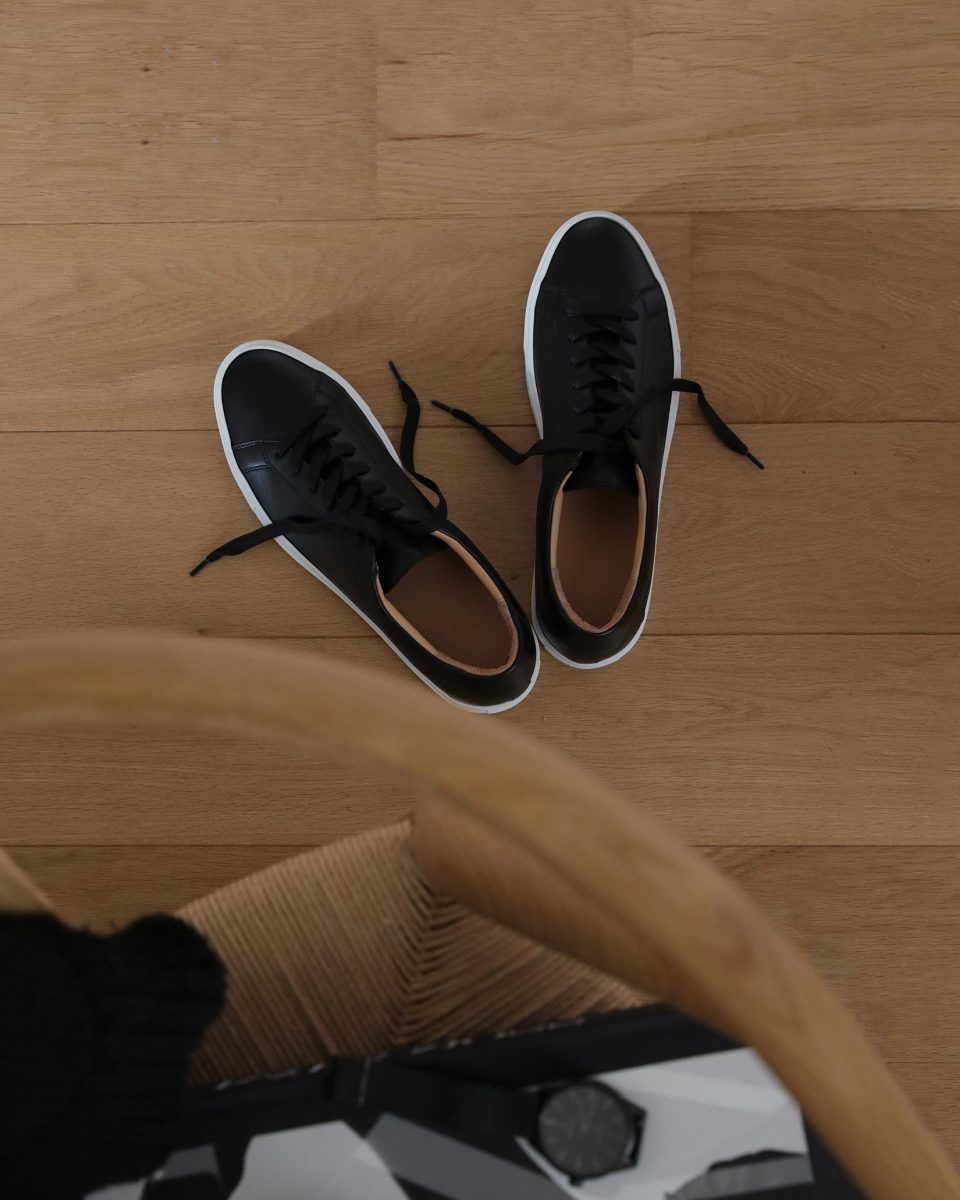 Koio sneakers review unboxing - Luxe Digital