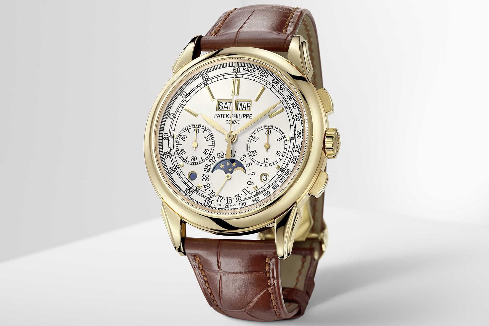 watch complications - Luxe Digital