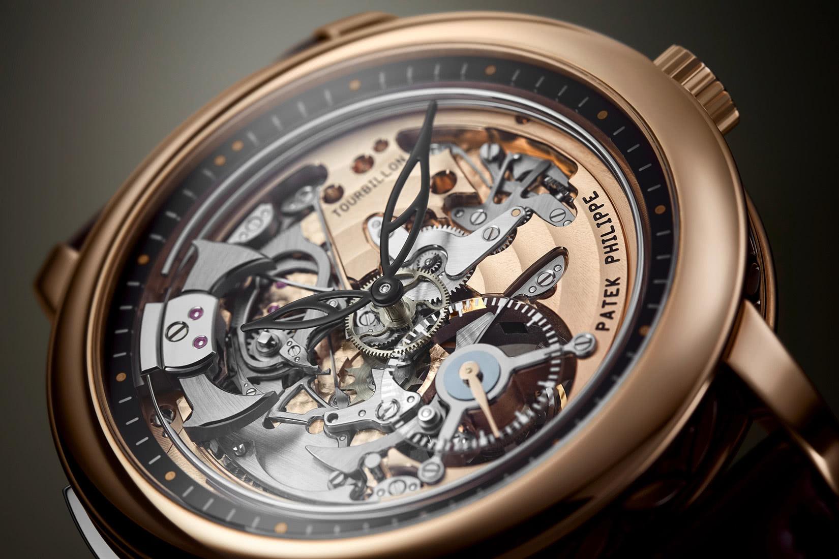 watch guide mechanical movement - Luxe Digital