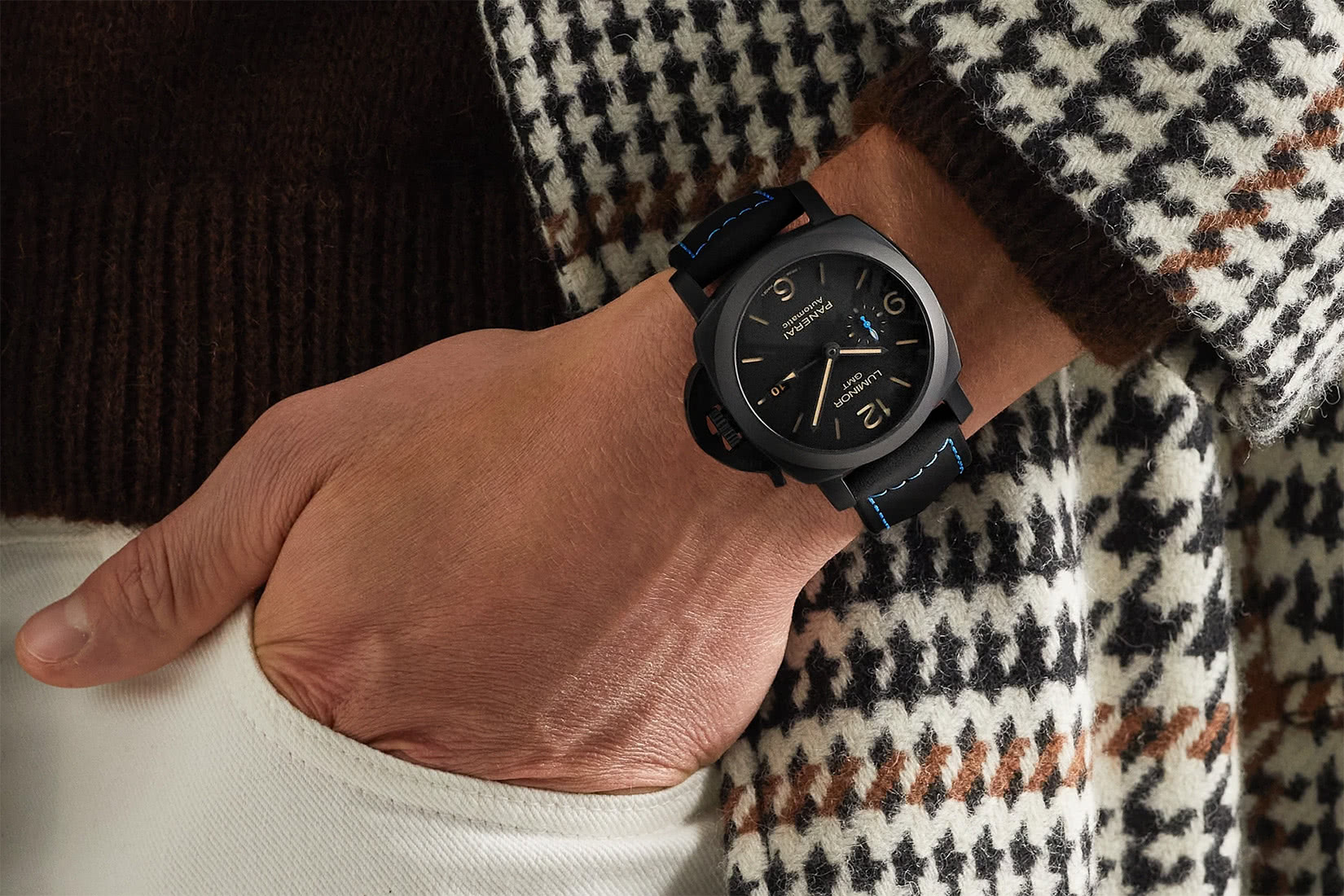 watch size guide case diameter - Luxe Digital