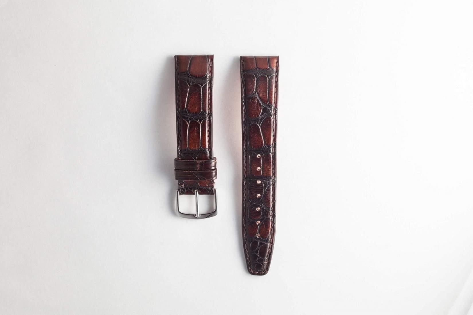 watch straps bracelets leather - Luxe Digital