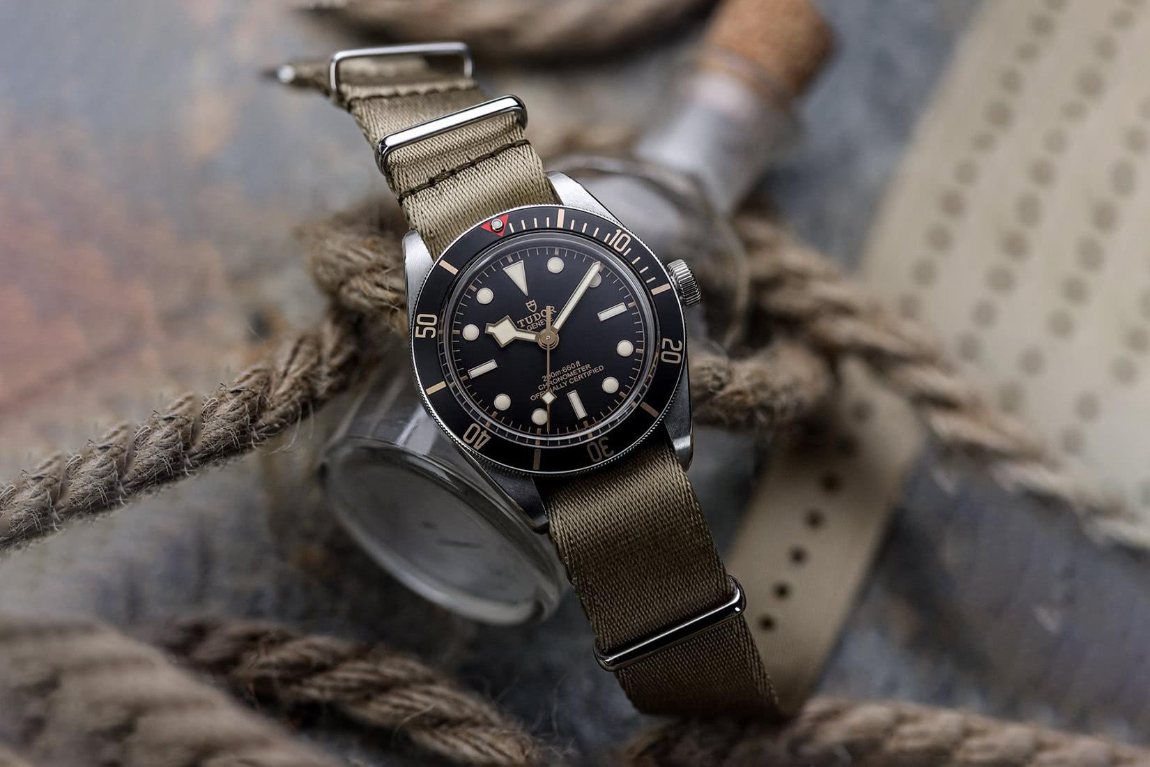 watch straps bracelets nato - Luxe Digital