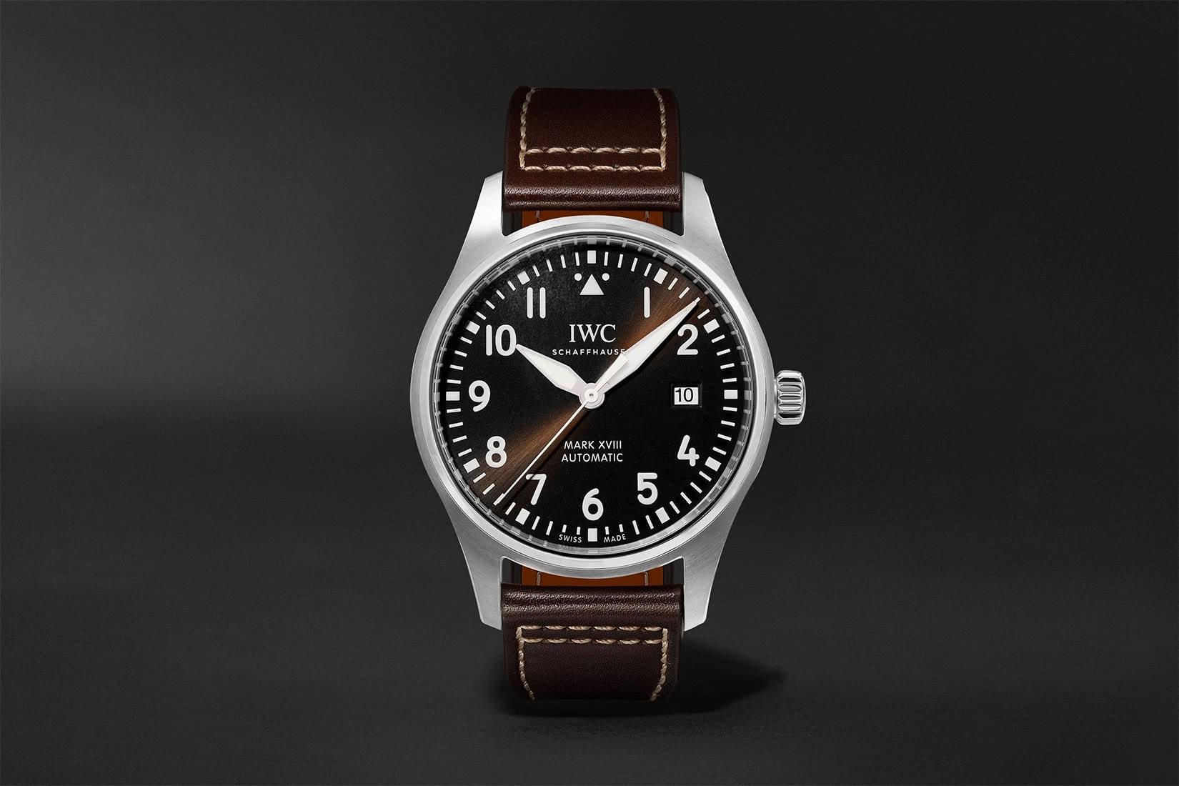 watch styles pilot aviator - Luxe Digital