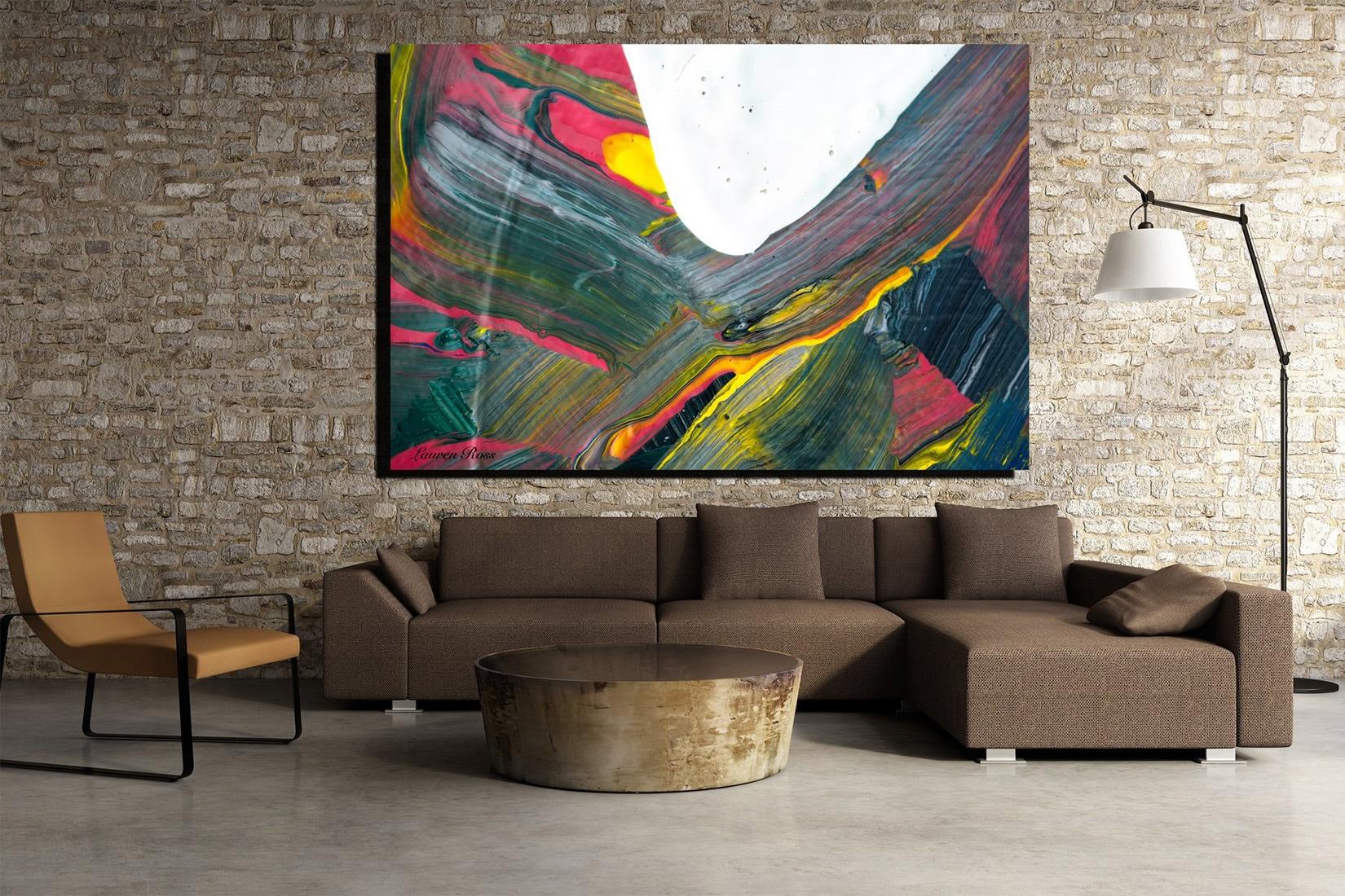 lauren ross design art luxury home luxe digital