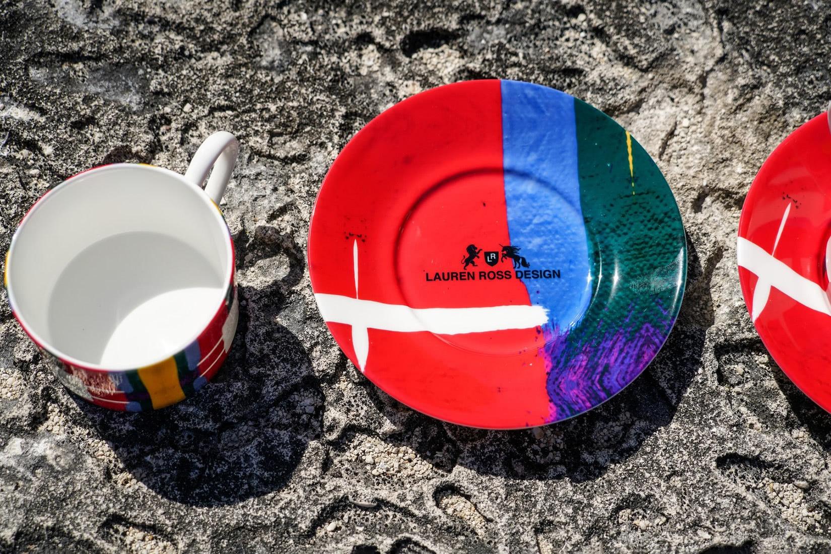 lauren ross design luxury tableware luxe digital