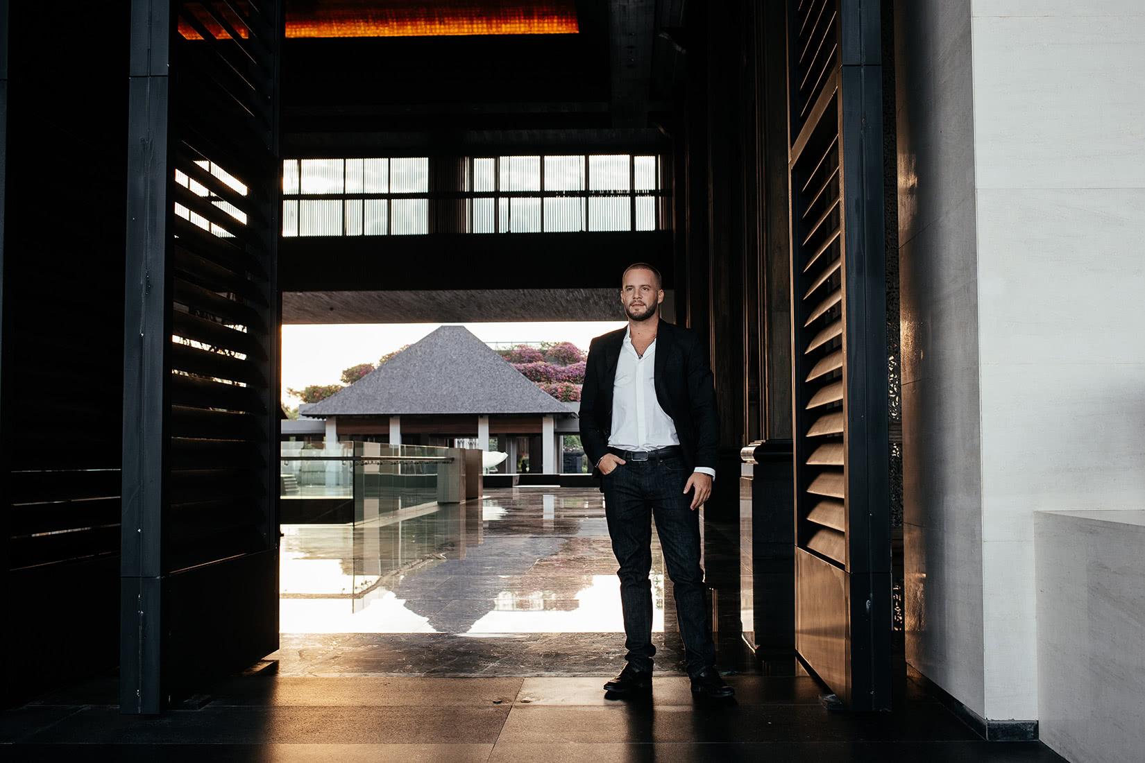 Kevin Deisser interview invest island - Luxe Digital