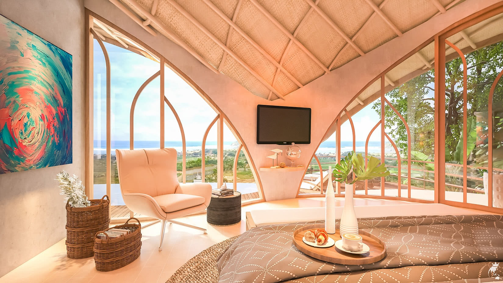 Kevin Deisser property invest island indonesia - Luxe Digital