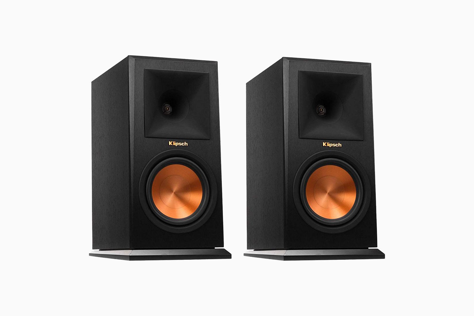 best bookshelf speakers klipsch review Luxe Digital