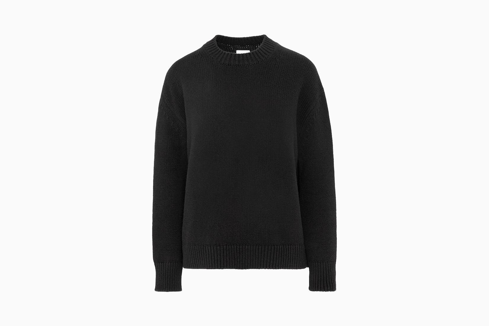 best cashmere sweaters women anine bing review Luxe Digital