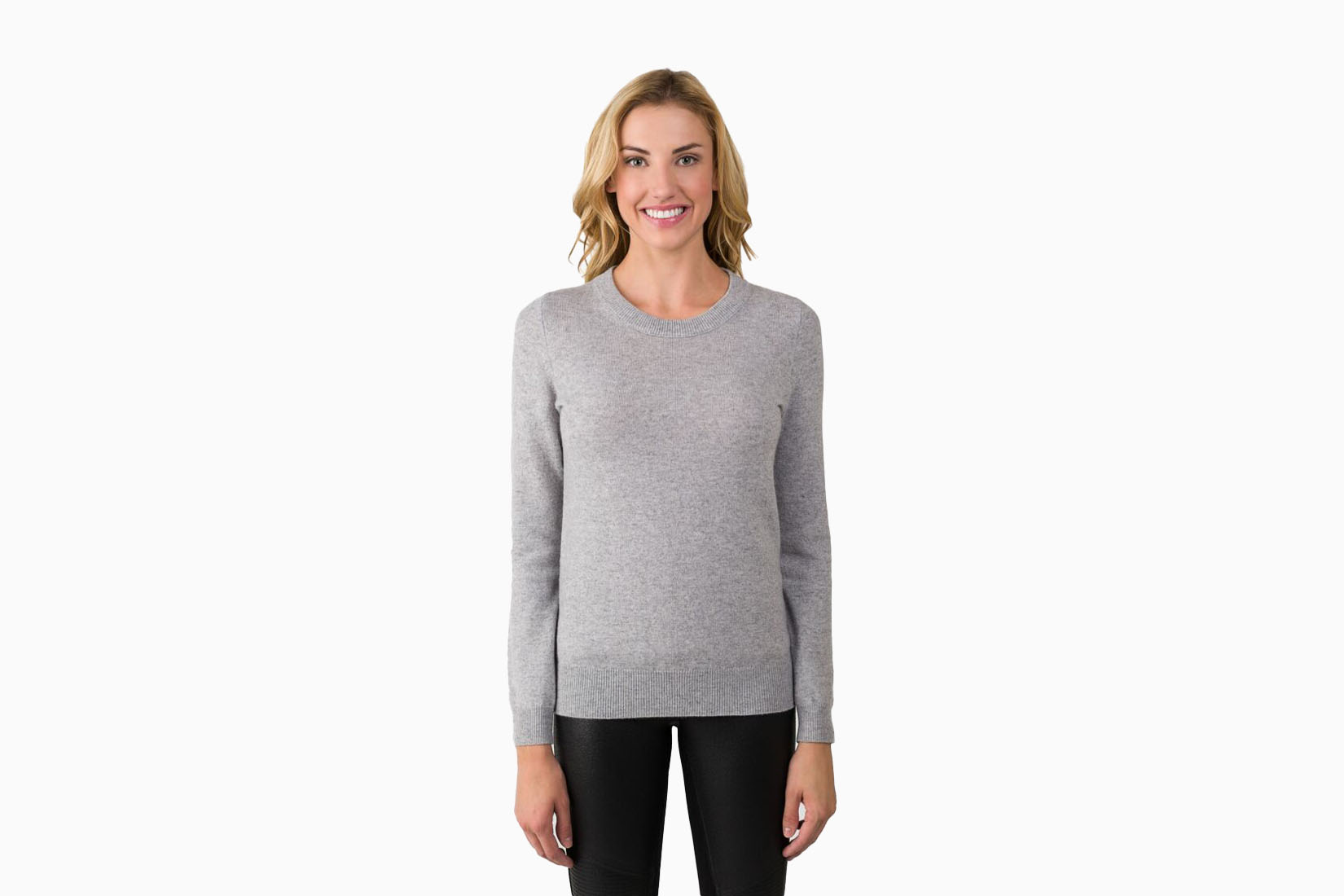best cashmere sweaters women jennie liu review Luxe Digital