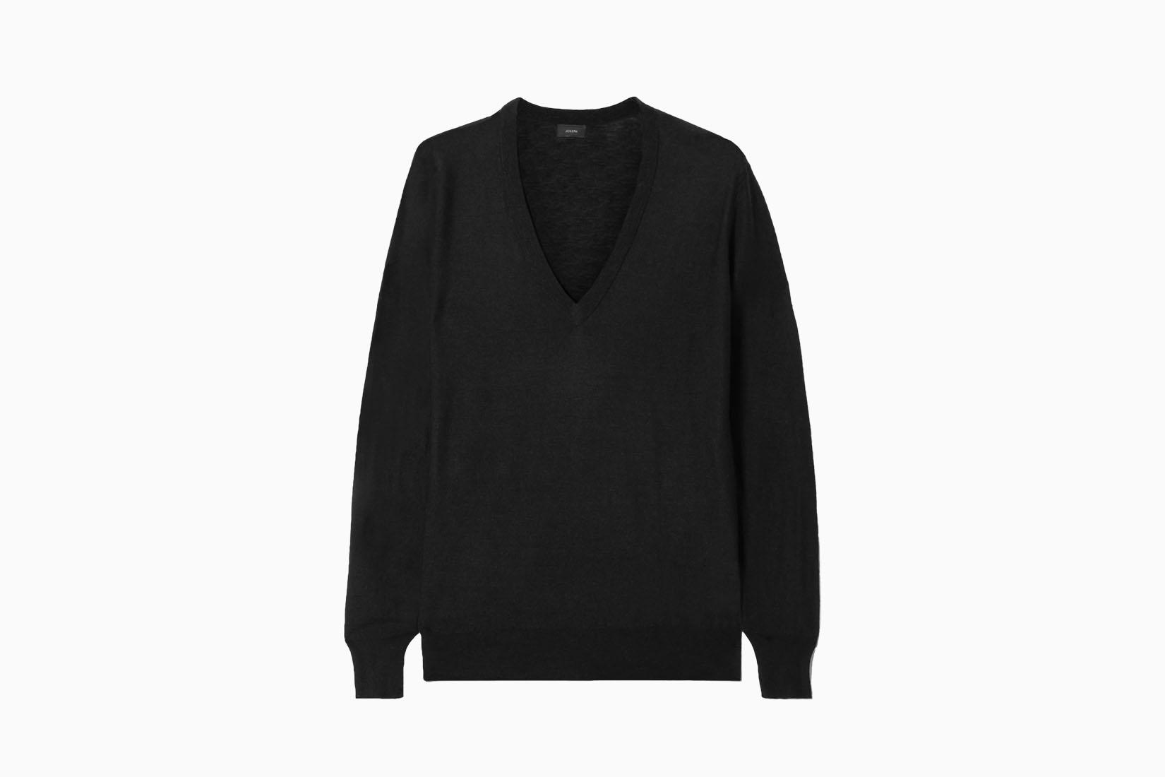 best cashmere sweaters women joseph review Luxe Digital