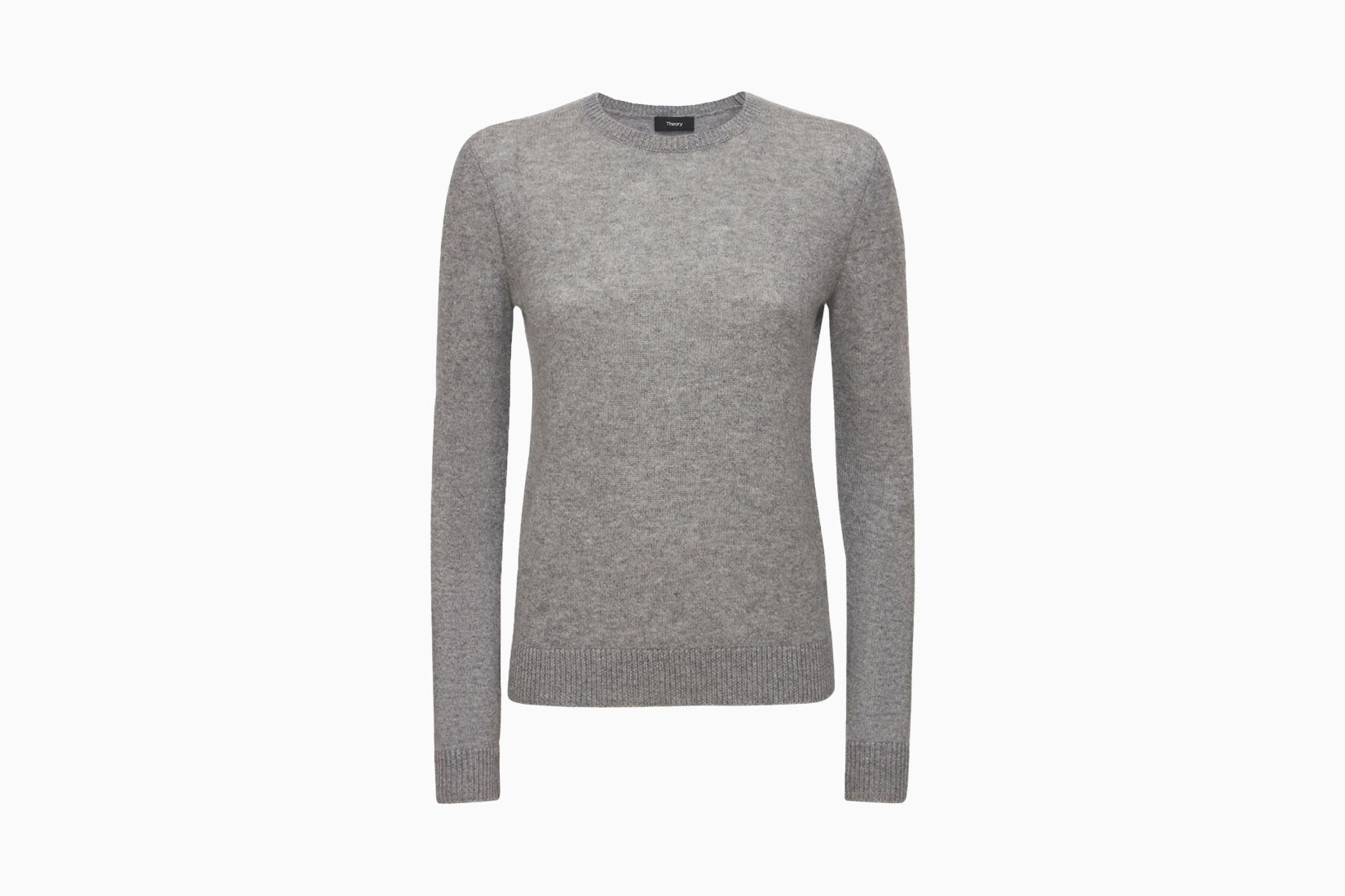 best cashmere sweaters women theory review Luxe Digital