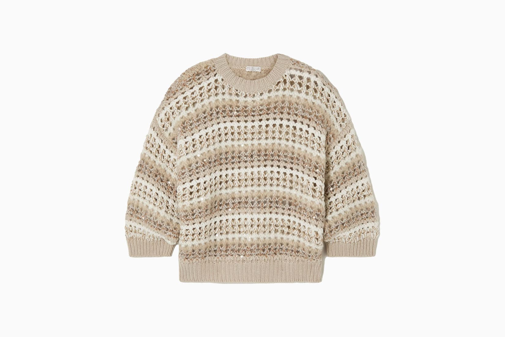 best cashmere sweaters women brunello cucinelli review Luxe Digital