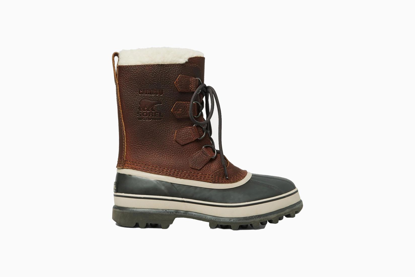 best waterproof shoes men sorel caribou review Luxe Digital