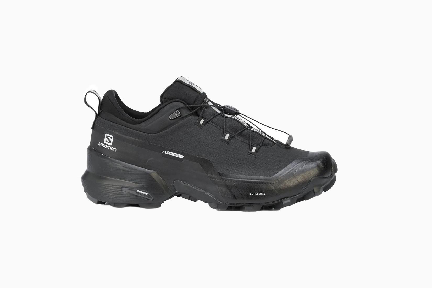 best waterproof shoes men salomon review Luxe Digital