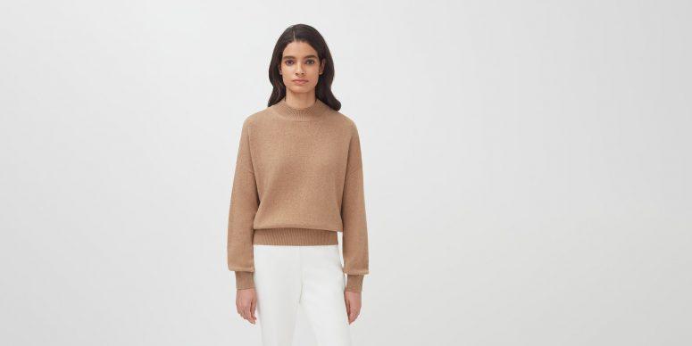 Superbly Snug Cashmere Sweaters Every Stylish Woman Needs