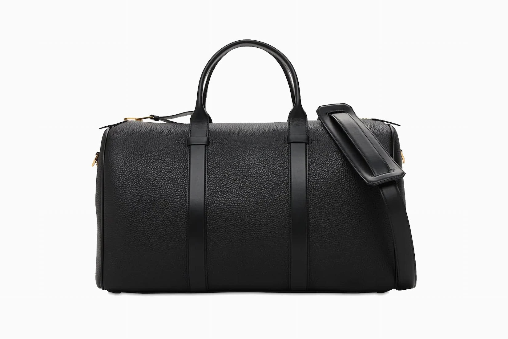 best men gym bag leather tom ford review - Luxe Digital