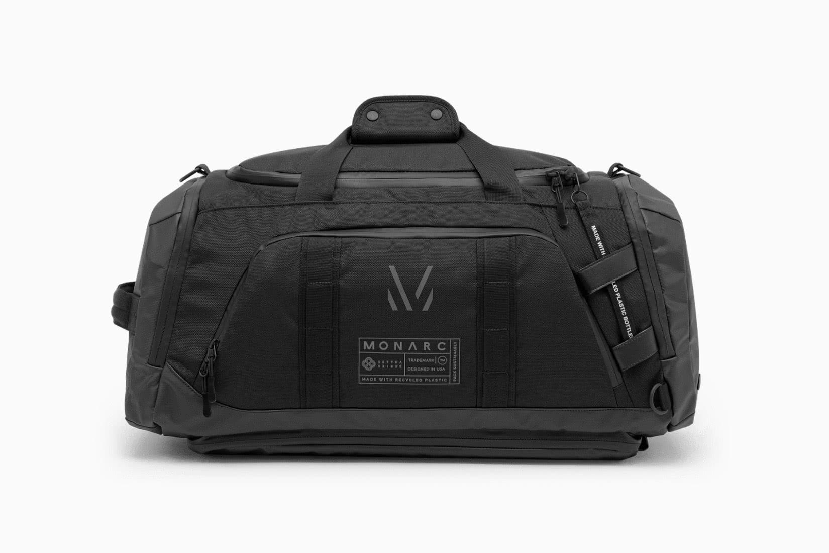 best men gym bag monarc settra duffle review - Luxe Digital