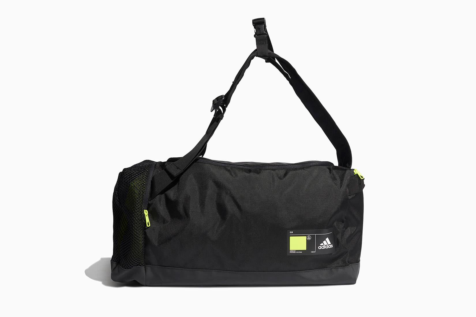 best men gym bag duffle adidas review - Luxe Digital