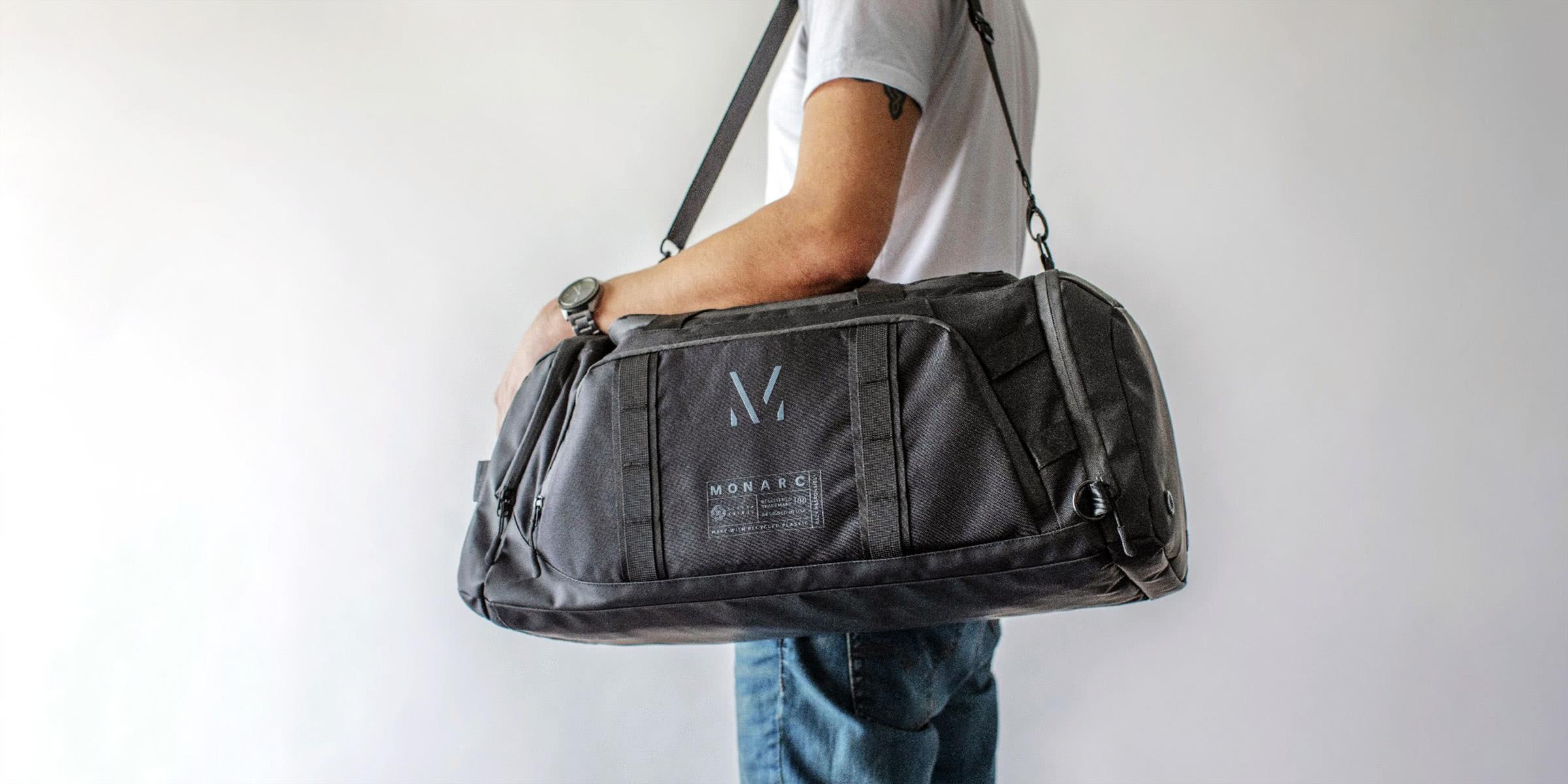 best men gym bags review - Luxe Digital